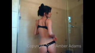 Amber Adams'd vid