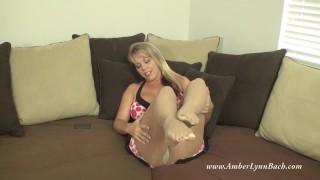 Amber Lynn Bach'd vid