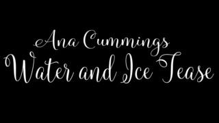 Ana Cummings'd vid