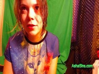 Asha Sins'd vid