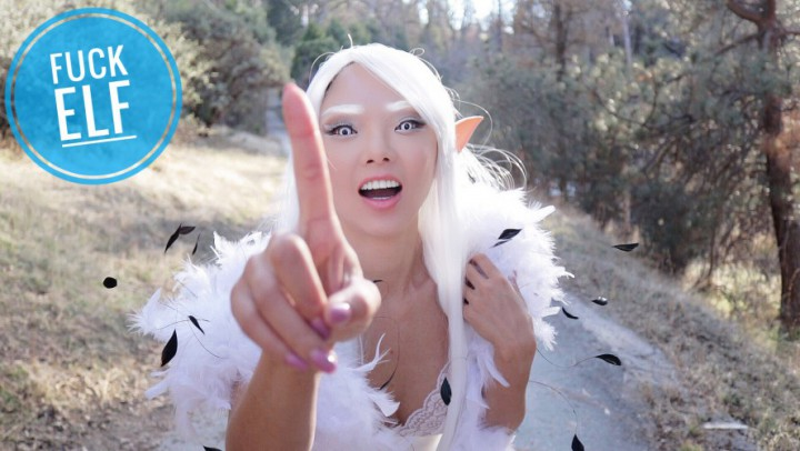 """Ayumi Anime"" (Anal, Cosplay, Outdoor Public Blowjobs, POV Sex, Riding) FUCK ELF - COSPLAY/ + anal, riding - ManyVids Production"