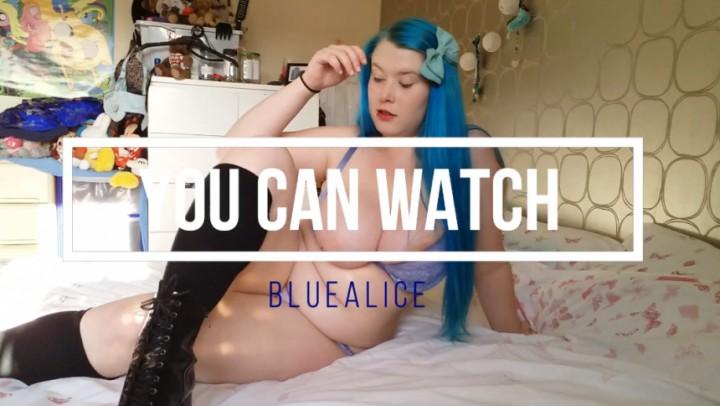 BlueAlice'd vid