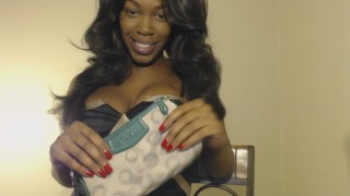 Candis Banks'd vid