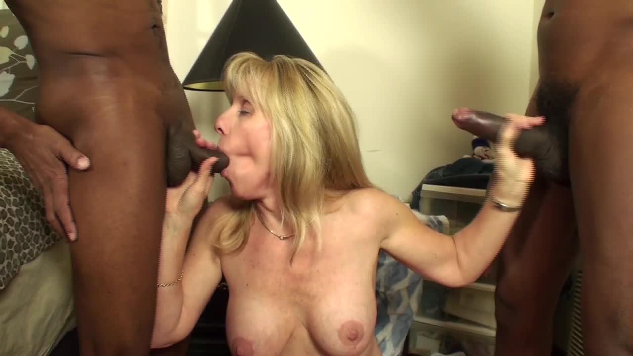 Carol Cox Double Creampie