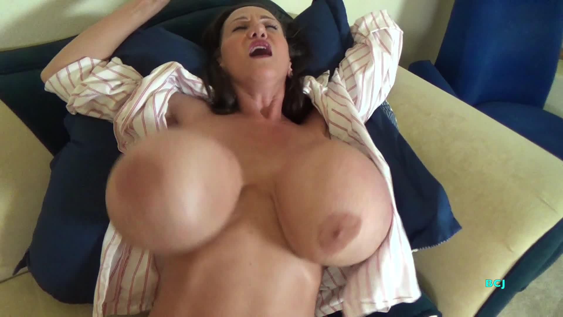 Model Big Perfect Boobs Tits