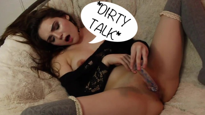 """""""Catjira"""" (Big Toys, Dildo Fucking, Dirty Talking, Masturbation, Solo Female) Dirty Talk and Cumming for You - ManyVids Production"""