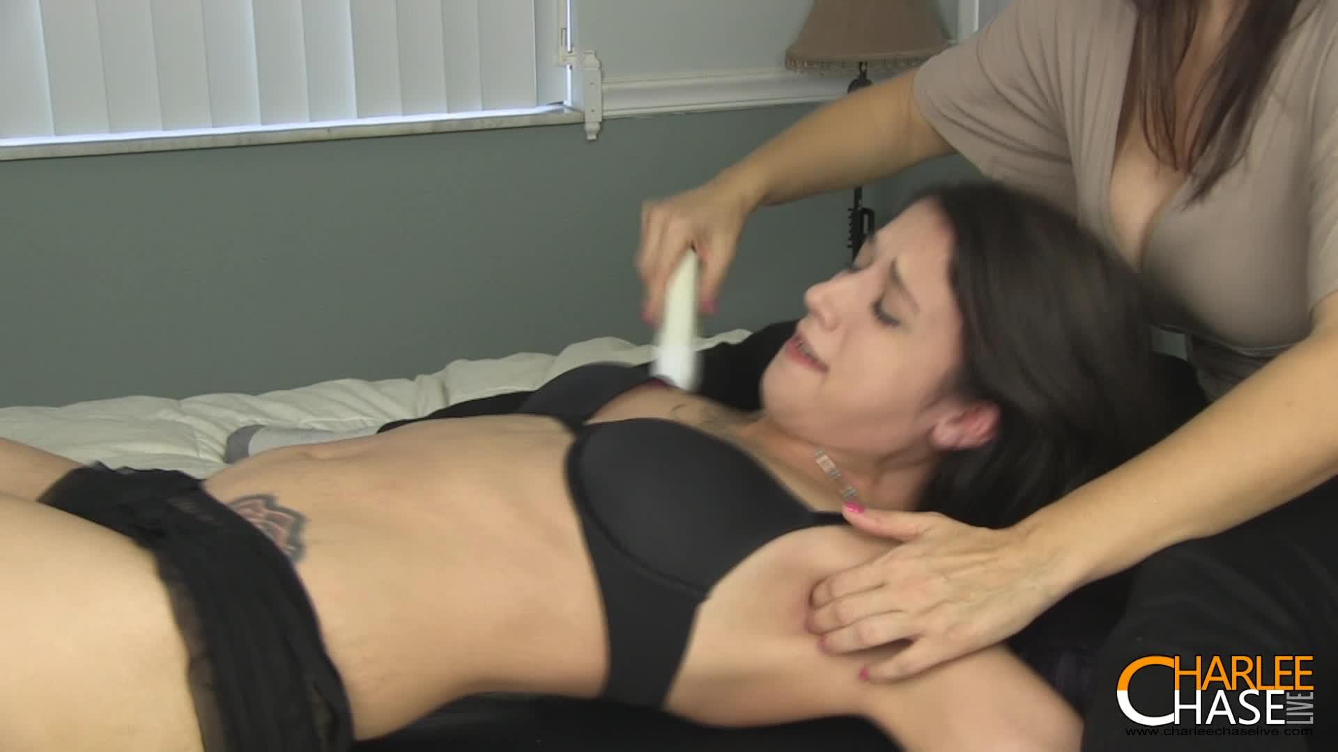 Latina Feet Tickle Torture