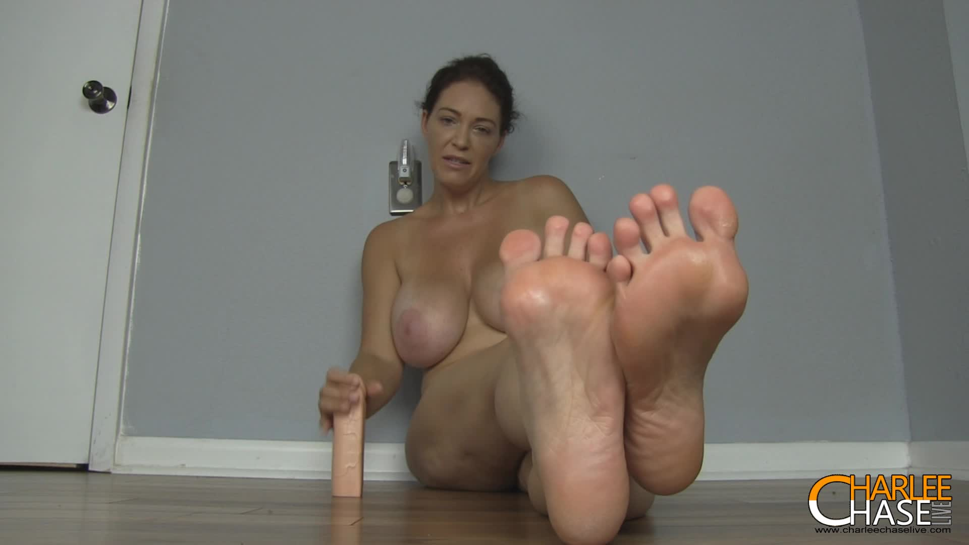 Megan Jones Feet Worship