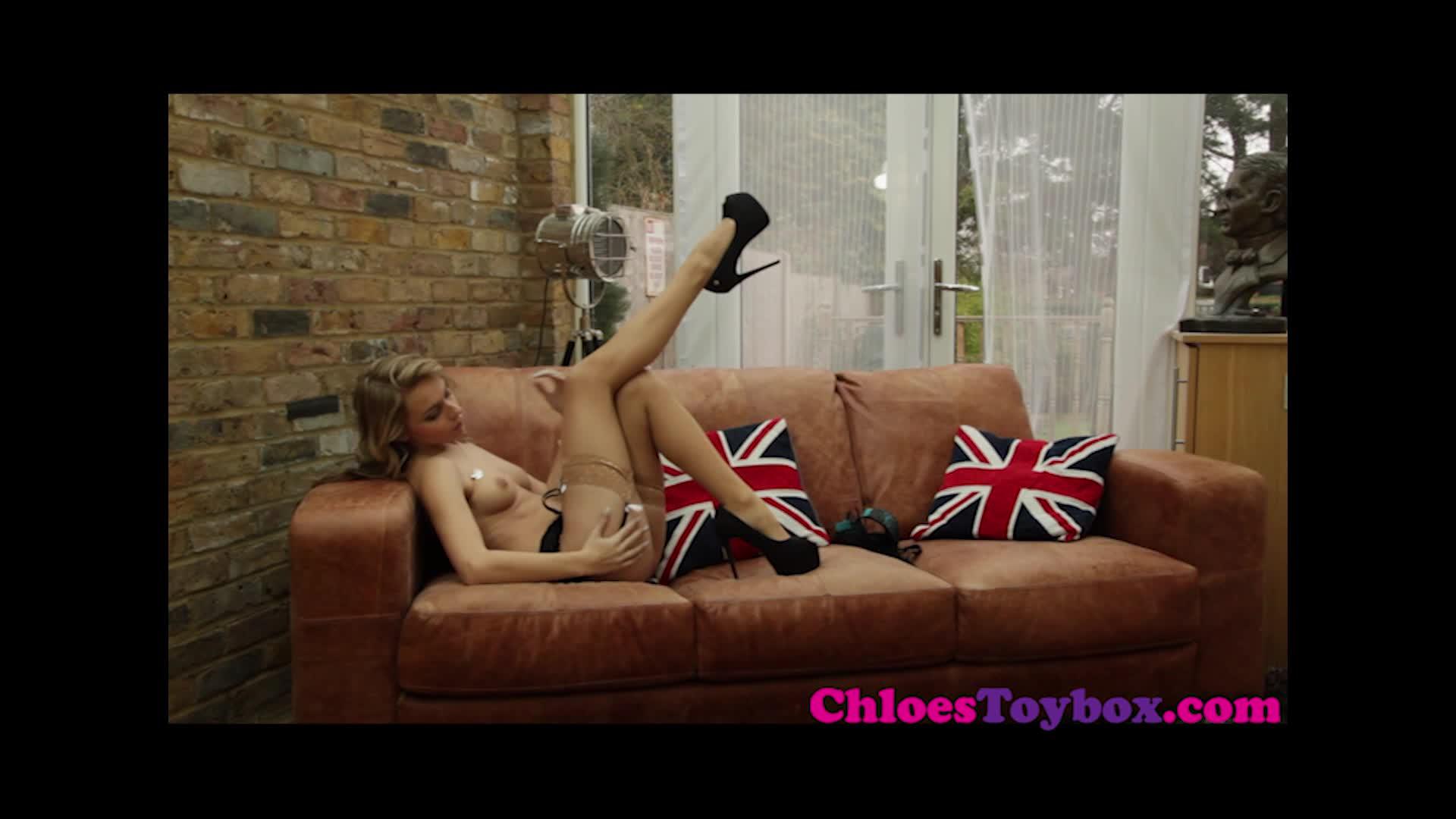 ChloeToy'd vid