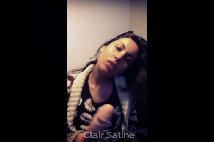 ClairSatine'd vid