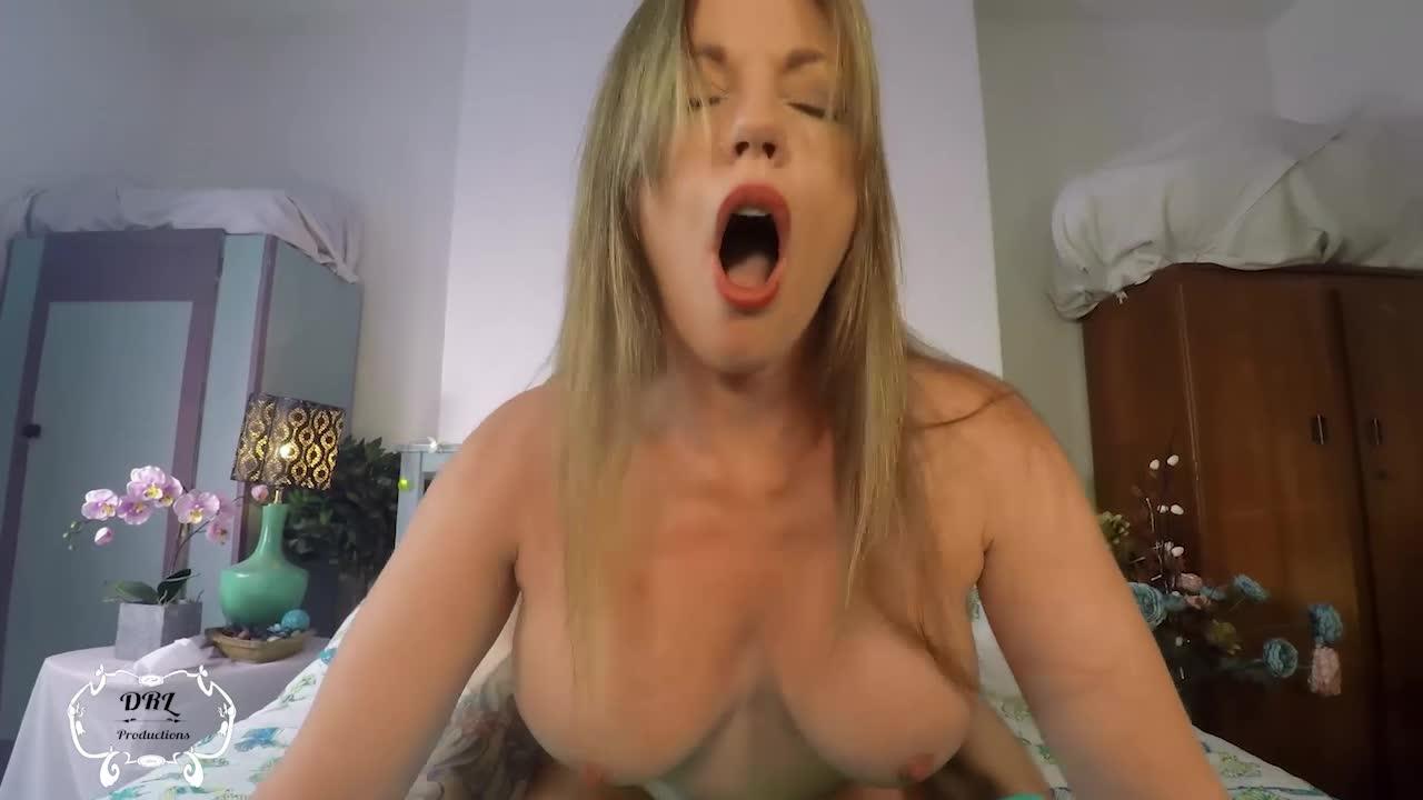 Big Tit Mom Son Creampie