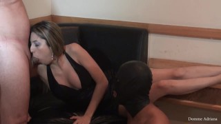 Domme Adriana'd vid
