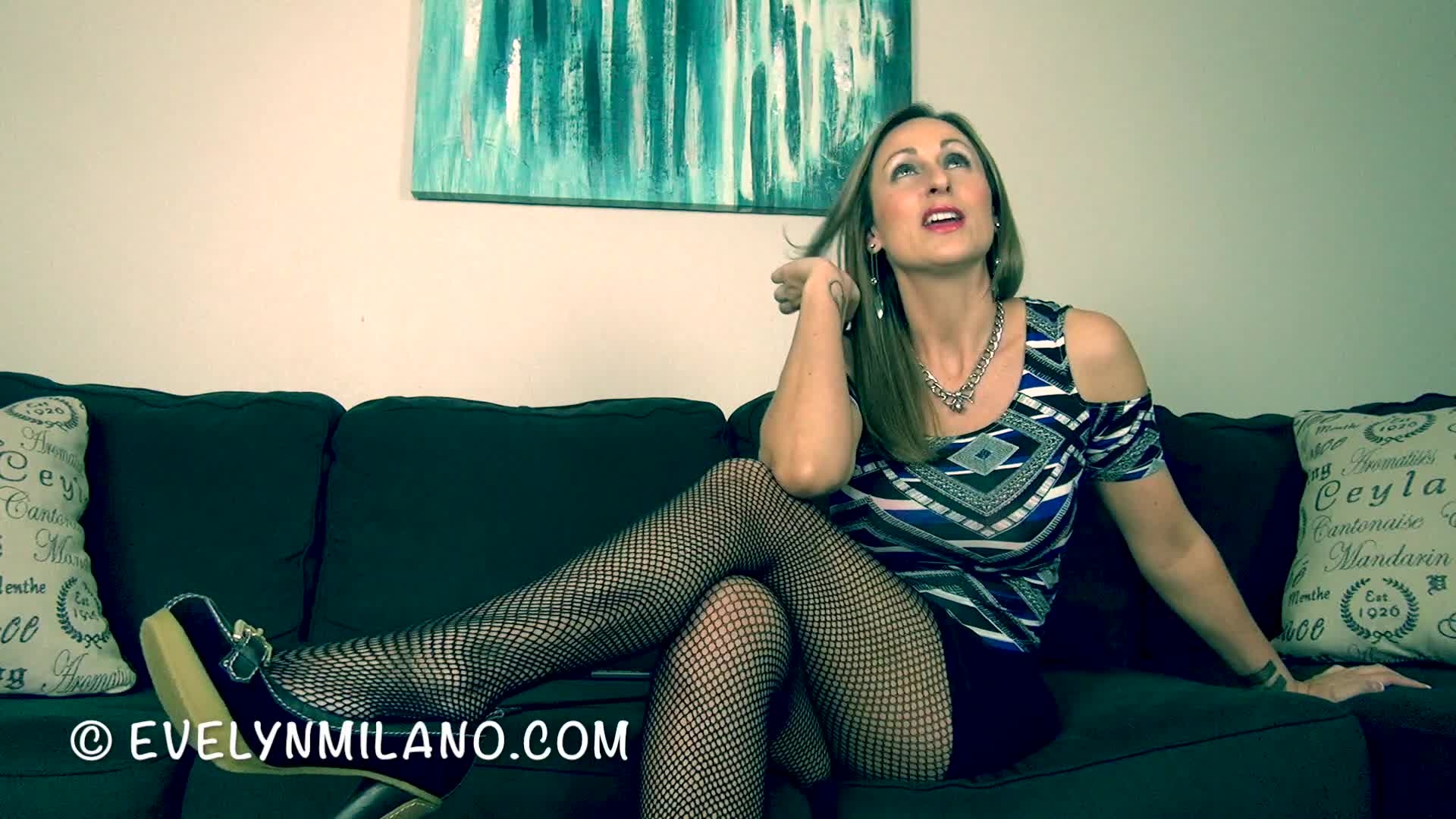 Evelyn Milano's vid