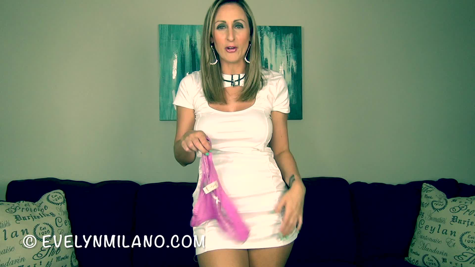 Evelyn Milano'd vid