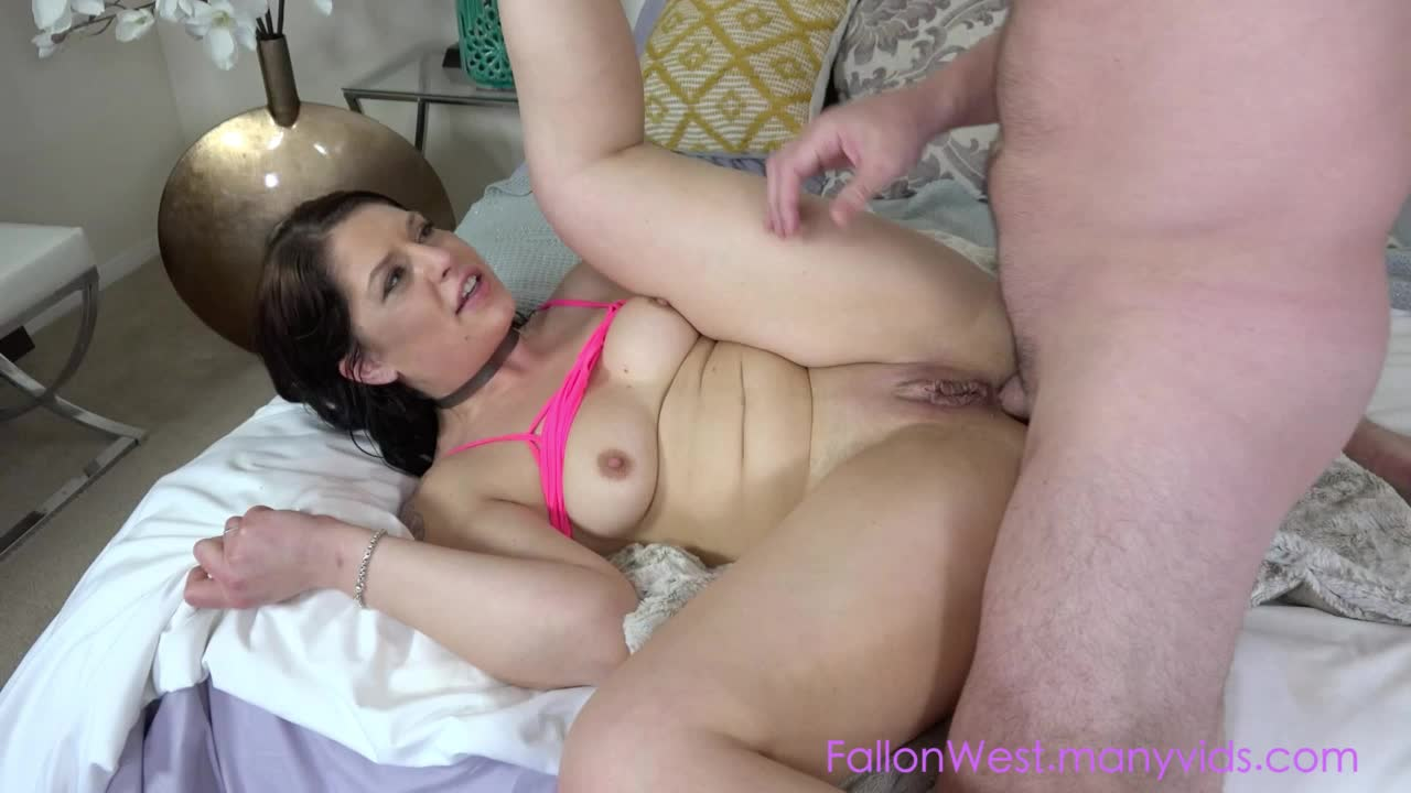 """Fallon West""  (Anal, Boy Girl, Fucking, Gaping, Squirting) Wilcoxxx In West Anal Route ManyVids Production"