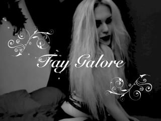 Fay Galore'd vid