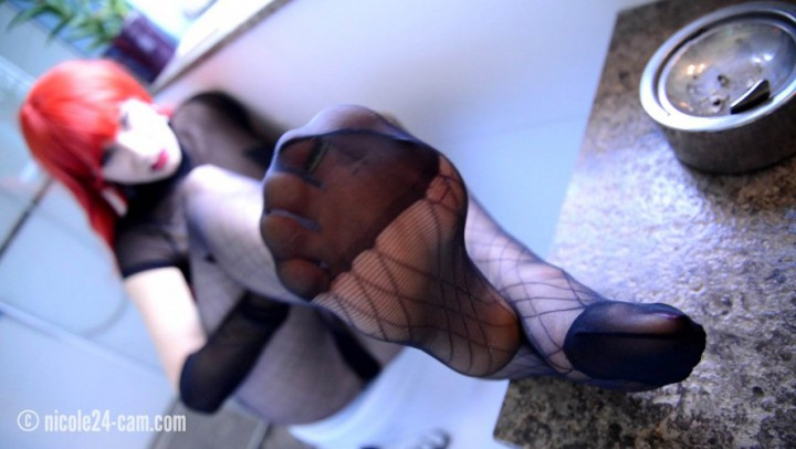 FeetLadyNicole'd vid