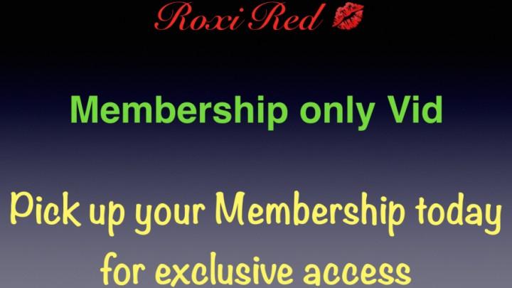 Roxi Red's vid