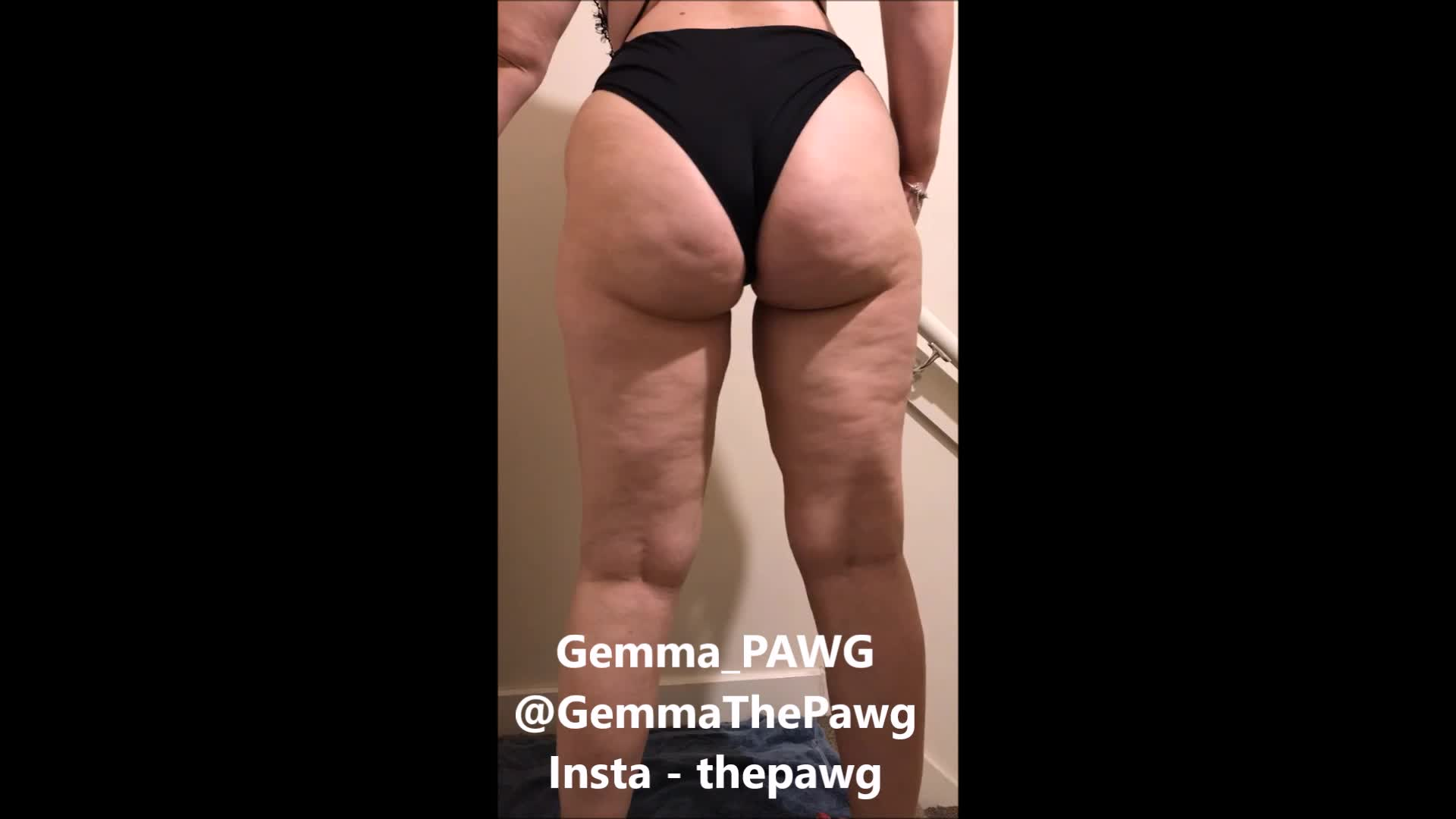 Gemma_PAWG'd vid