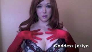 Goddess Jeslyn'd vid