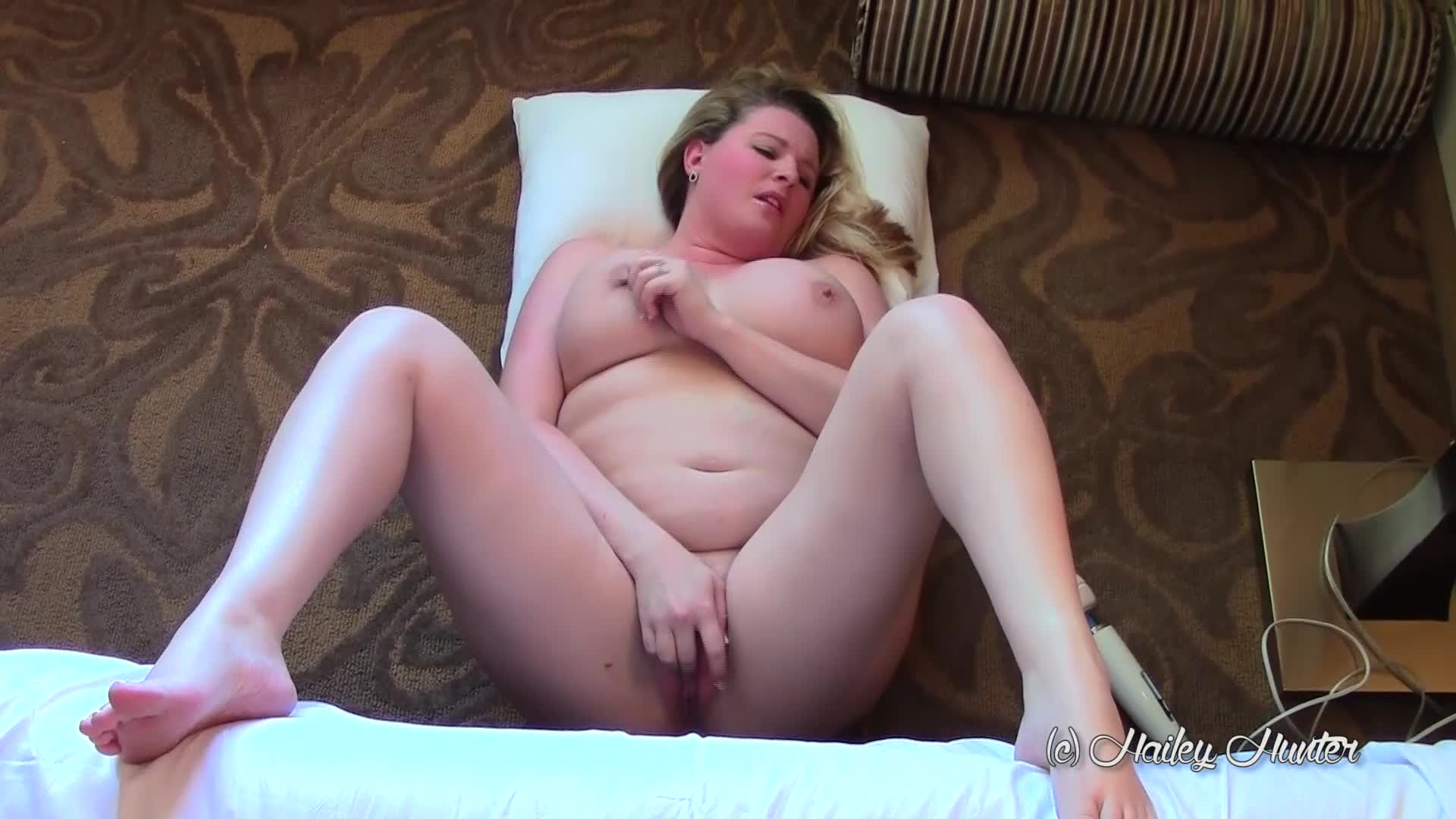 Hailey Hunter'd vid