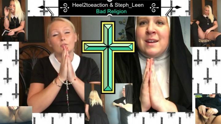 Heel2toeaction'd vid