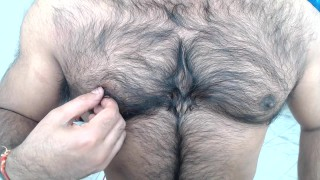 IndianHairyMuscle'd vid