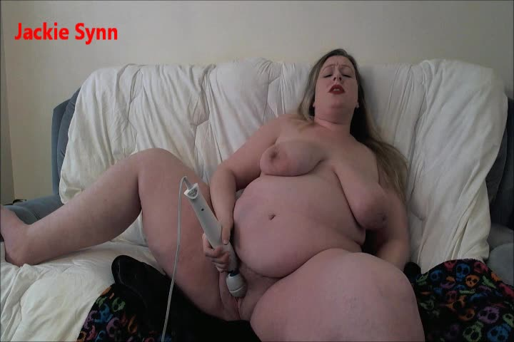 3 min squirt magic wand competition 5