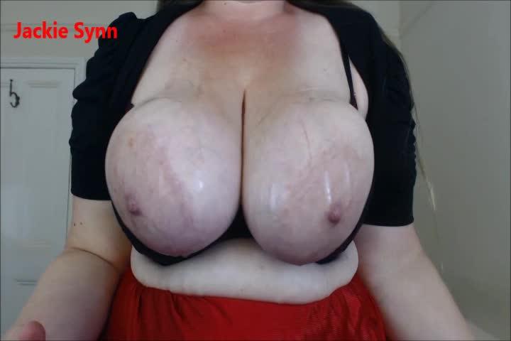 Thanks You big boob worship