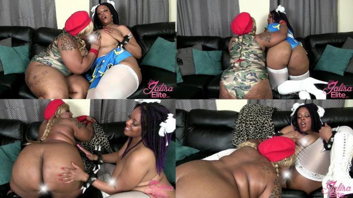 Lesbian Black Pussy Eating