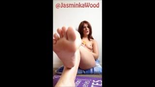 JasminkaWood'd vid