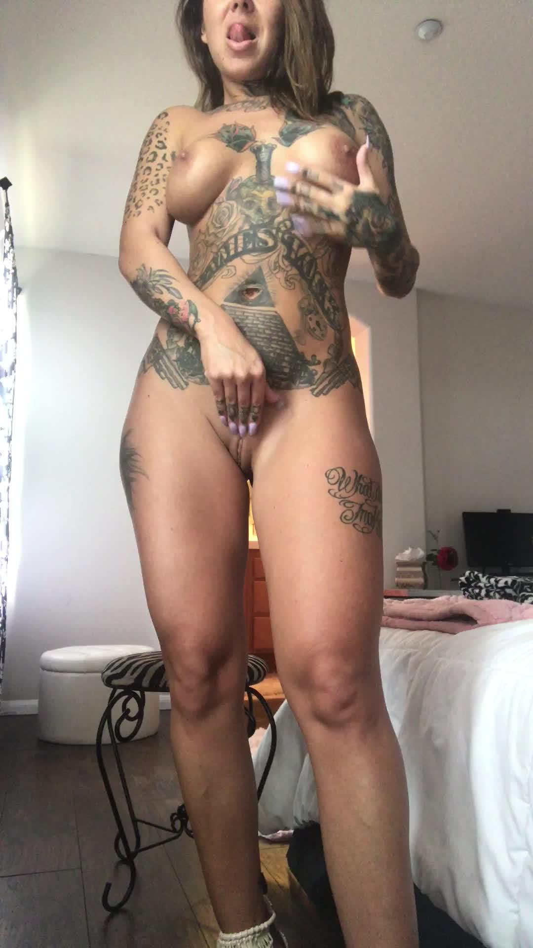 Big Swinging Saggy Tits