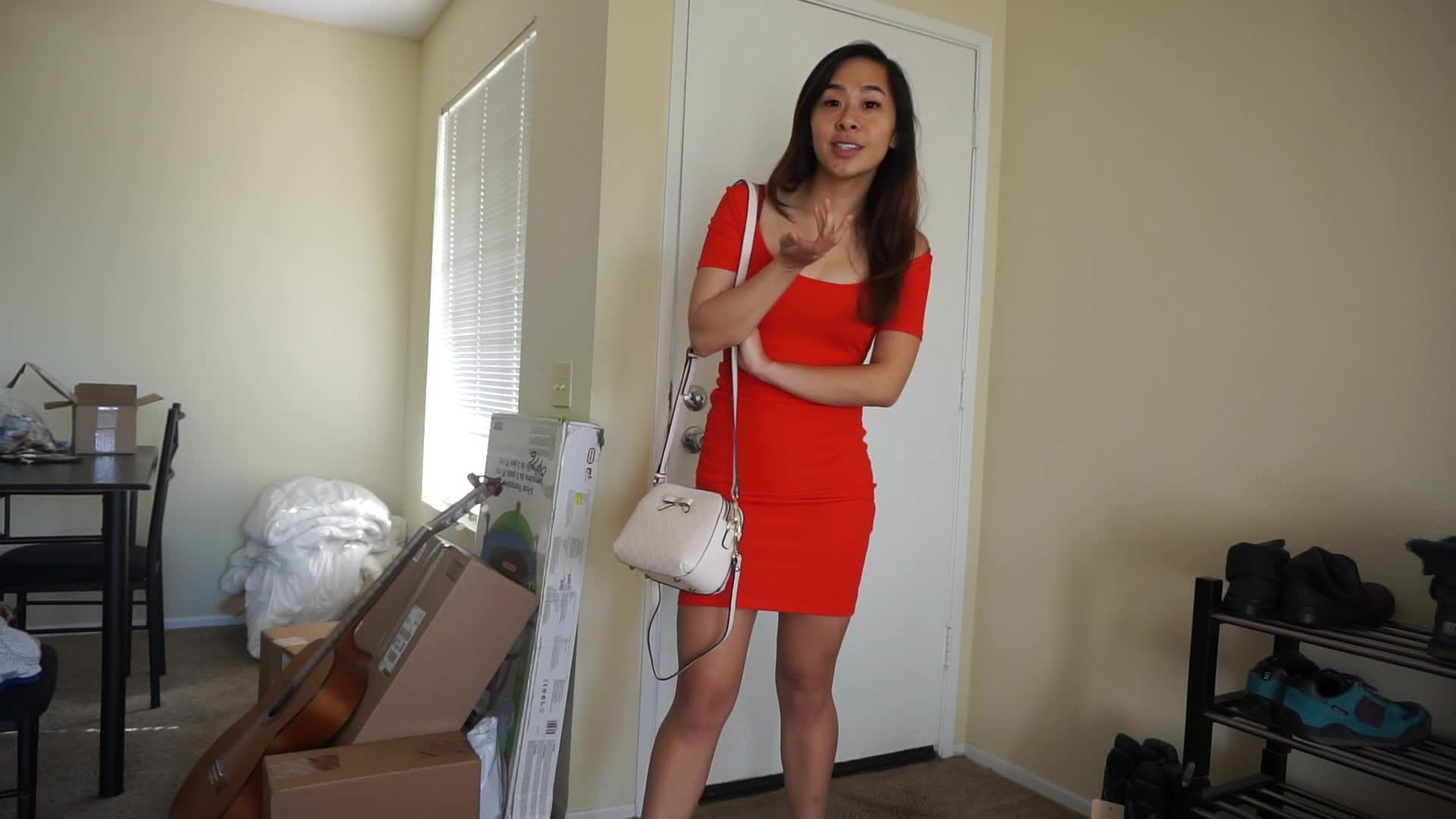 """""""Kaedia Lang"""" (Asian, Dildos, High Heels, Role Play, Taboo) After Your Sister's Date - ManyVids Production"""