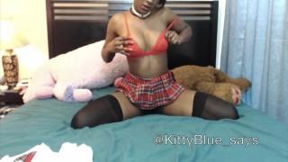 Kitty_Blue'd vid