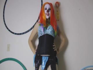 Kitzi Klown'd vid