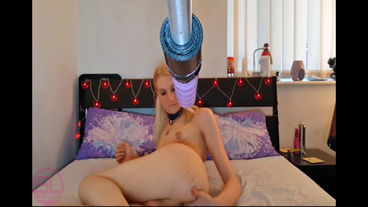 SexiLexiTrap'd vid