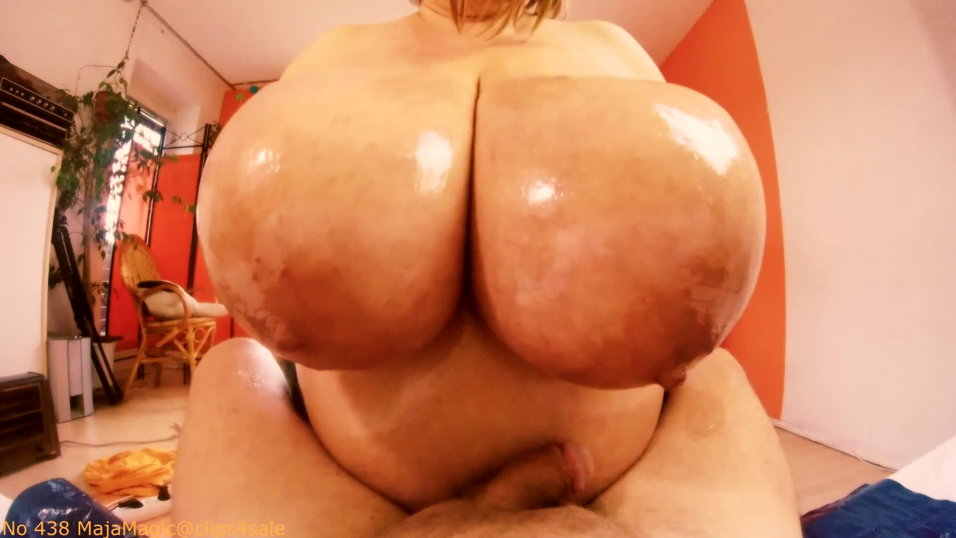 Huge Black Tits Lesbian