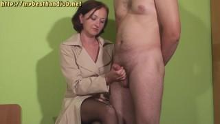 Mayashandjobs Cum On My Stockings Manyvids
