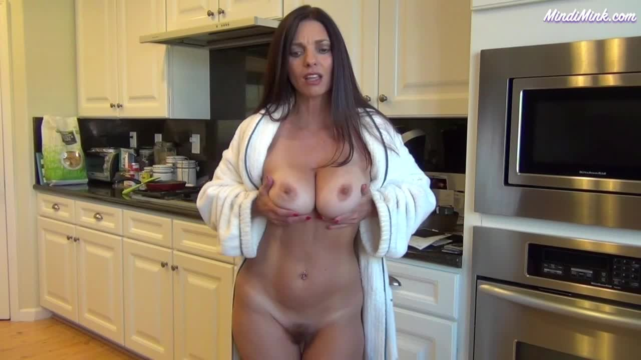 Hot Step Mom Teaches Sex