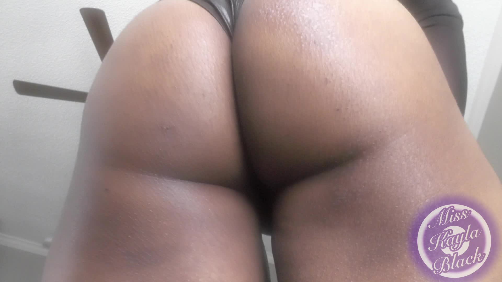 Oiled ebony feet miss kayla black go broke