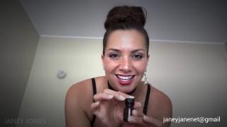 Janey Jones'd vid