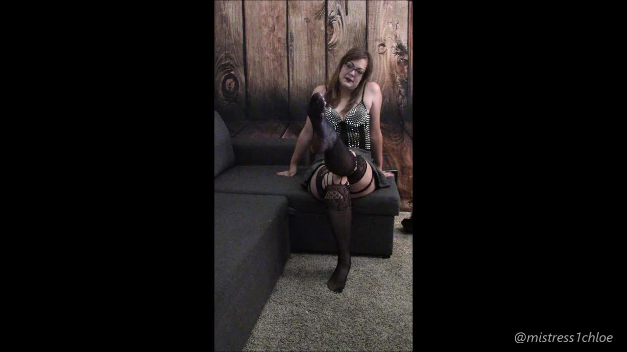 Mistress Chloe Rose'd vid