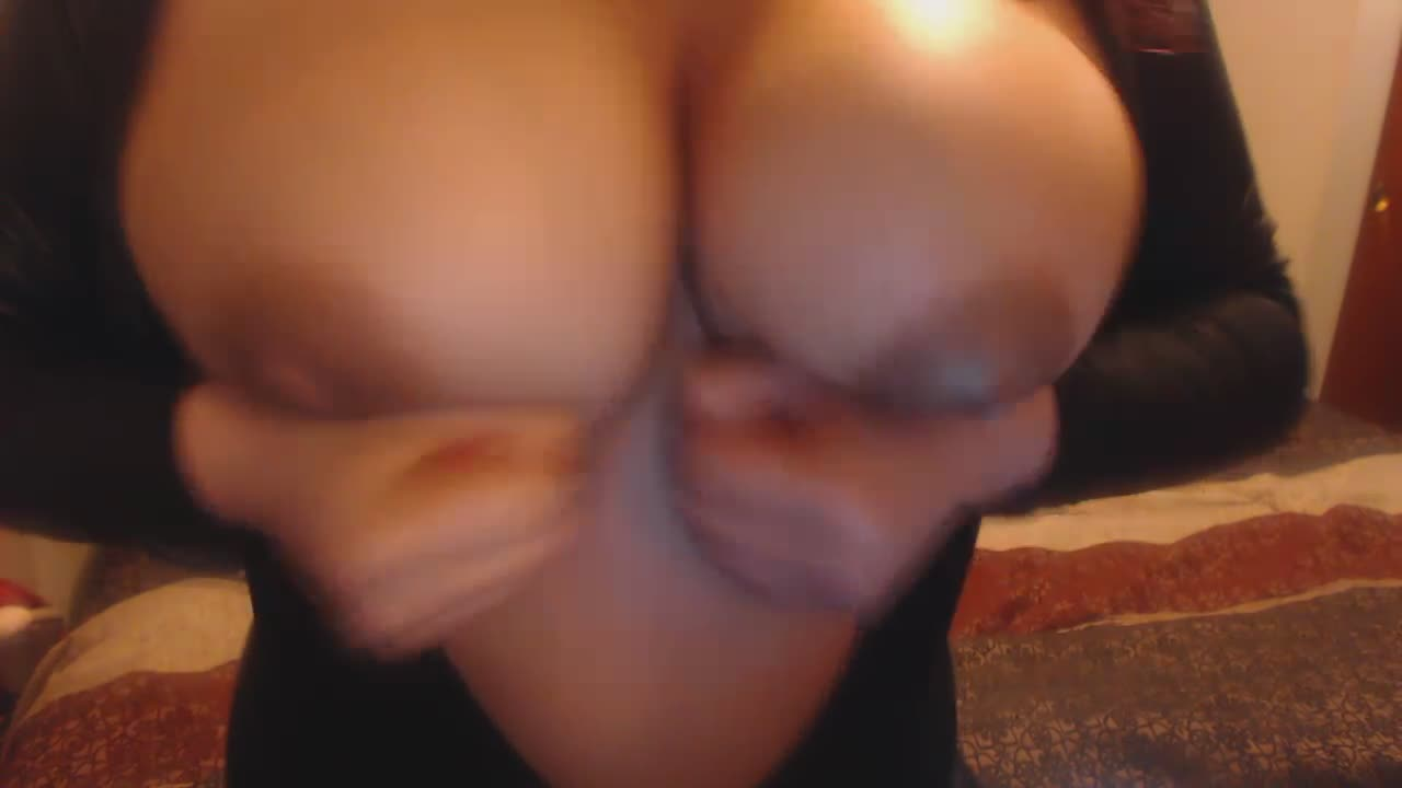 """Mistress Jayla""  (Big Boobs, Boob Bouncing, Bouncing Boobs, Breast Bouncing, Titty Squeezing) Massive Extreme Titty Bouncing ManyVids Production"