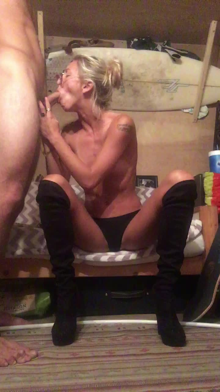 Mistress Molly'd vid