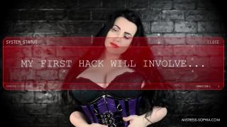 Mistress Sophia'd vid