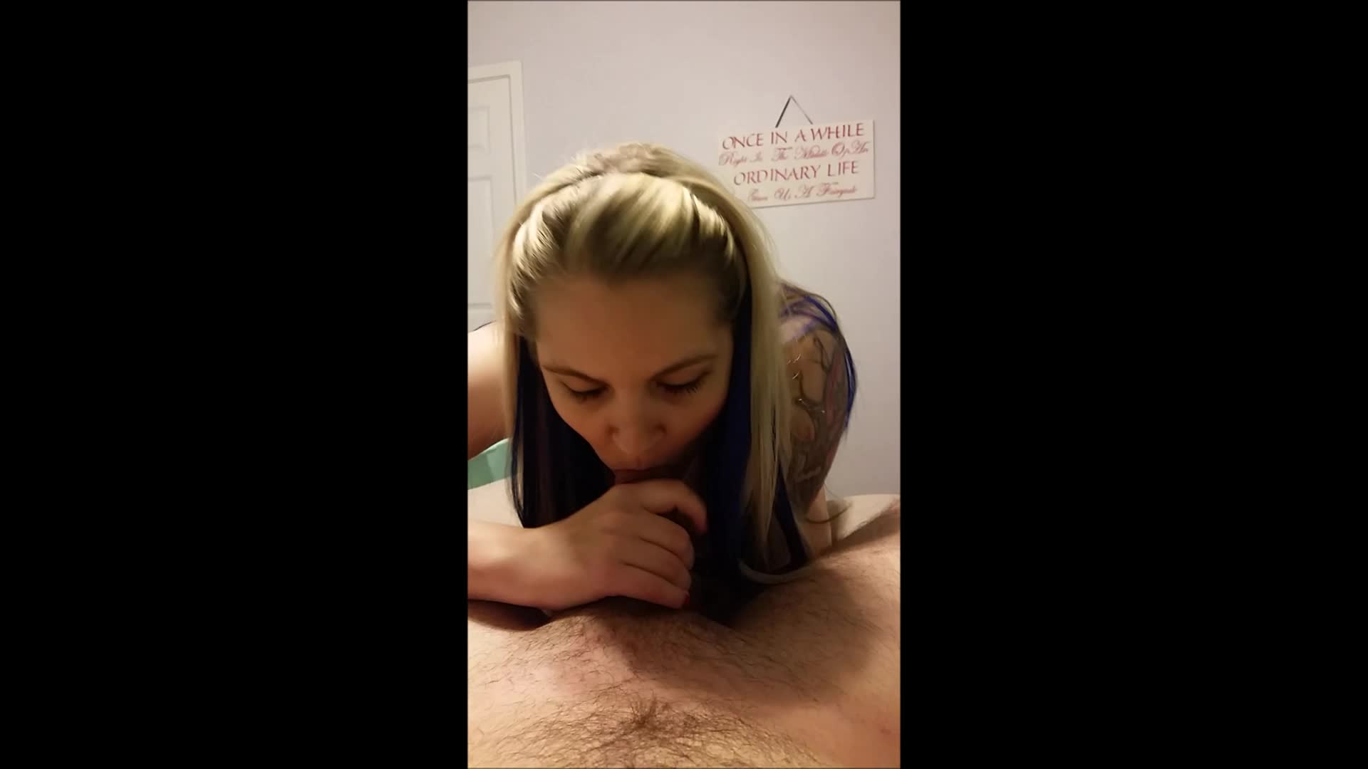 """""""Morgan Mitchell"""" (Blowjob, Fucking, Boy Girl, Amateur, All Natural) BJ and fuck tease - ManyVids Production"""