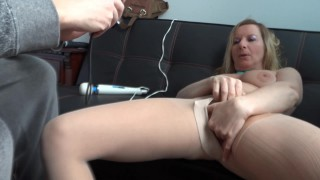 Dirty Hot Wife'd vid