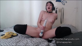 Nina Chrome'd vid