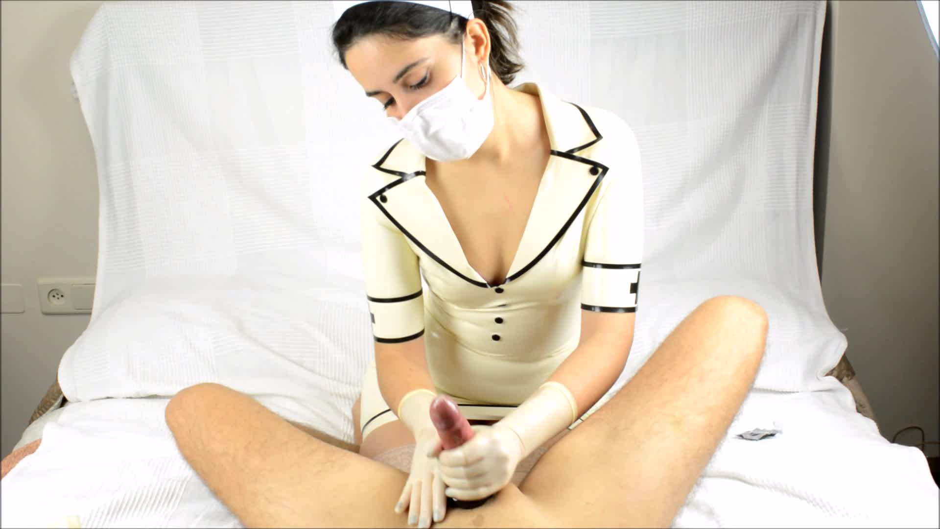 medical-glove-fetish