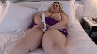 Olivia Jaide BBW'd vid